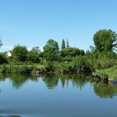 Amiens les hortillonnages  autour du vert-galand (6)
