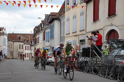 Course cycliste des Fêtes