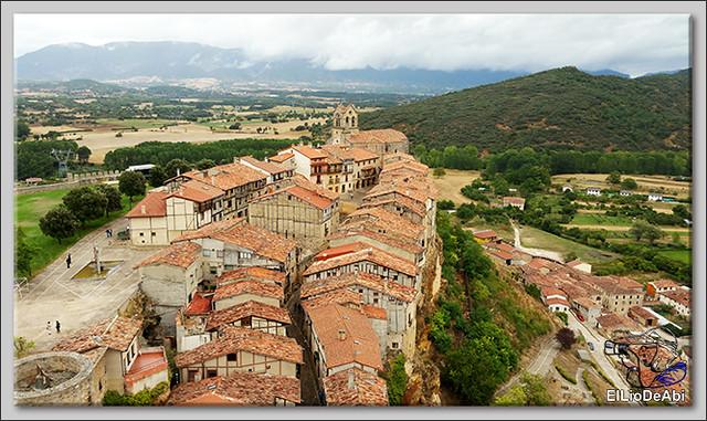 Pueblos mas bonitos de España en Burgos Frías (1)