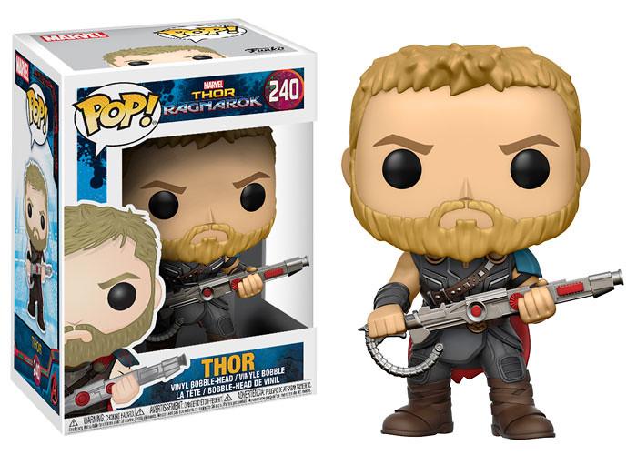 他是我工作上的朋友!!FUNKO POP! MARVEL 系列【雷神索爾3:諸神黃昏】Thor: Ragnarok