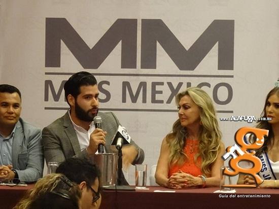 Rueda de prensa - Miss Jalisco - Guadalajara, Jalisco, México. (06 - Julio - 2017).
