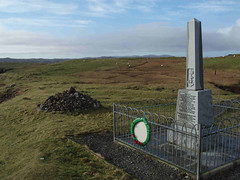 Iolaire Memorial at Holm Point