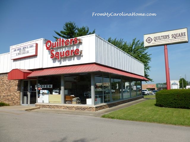 Quilter's Square 1