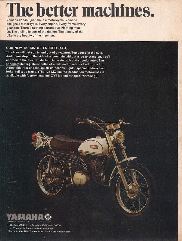 Yamaha 1969 4