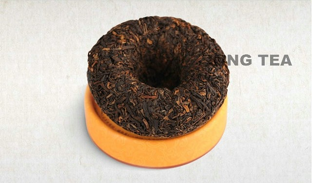 Free Shipping 2012 TAE TEA Dayi RuYi Tuo Bowl China YunNan MengHai Chinese Puer Puerh Ripe Tea Cooked Shou Cha