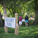 Tue, 2017-05-16 17:37 - Dipper Gregory Park sign and readers