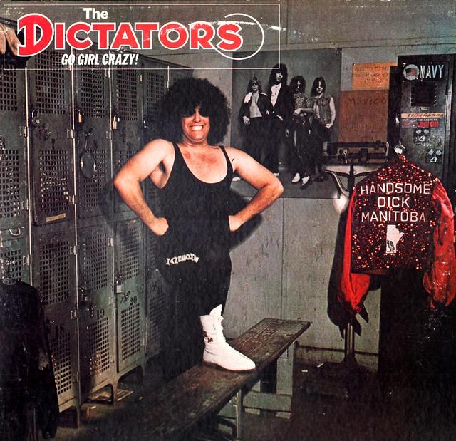 Dictators, The - Go Girl Crazy - US - 1975