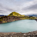Blahylur crater lake by Donard850