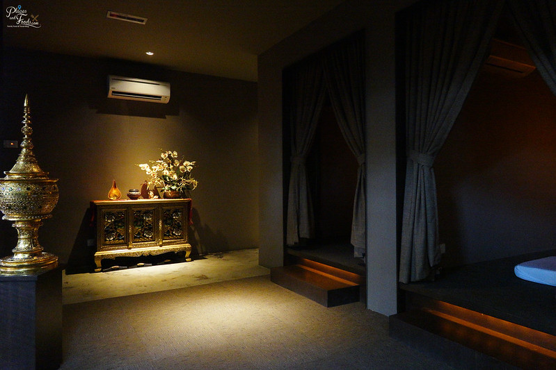 thai odyssey setia eco park treatment rooms