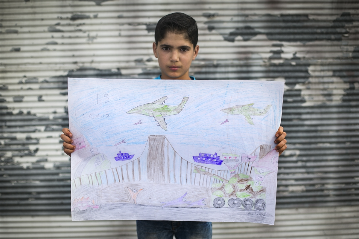 رسومات سوريين  (1)