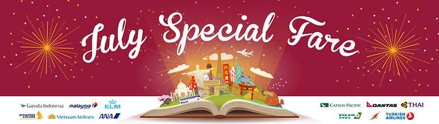 July Special Fare