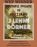 WEP #WEPFF Poetry winner @JLenniDorner