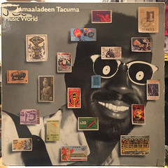 JAMAALADEEN TACUMA:MUSIC WORLD(JACKET A)