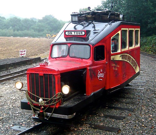 'The Goose' at the 'Statfold Barn Railway' /1 on 'Dennis Basford's railsroadsrunways.blogspot.co.uk