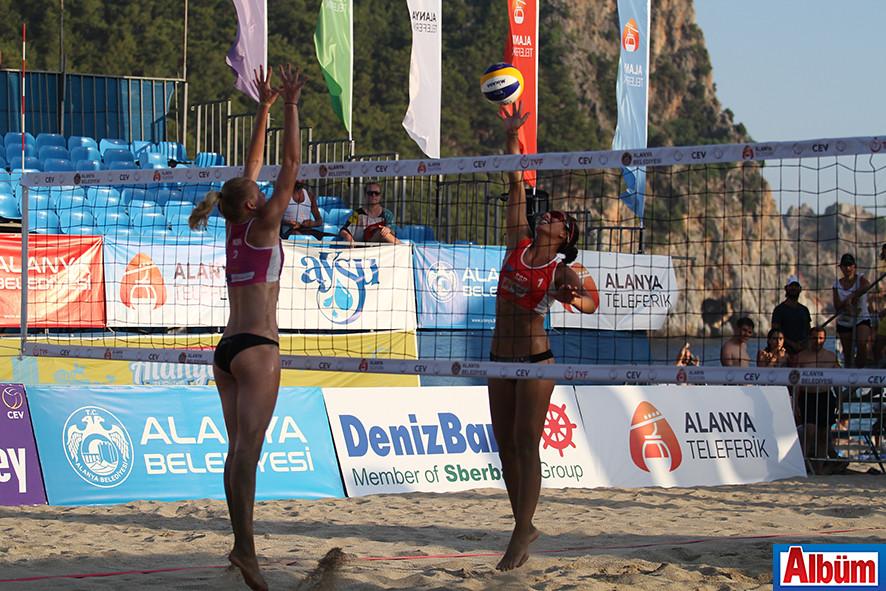 2017 CEV Bayanlar Plaj Voleybolu Avrupa Şampiyonası-11