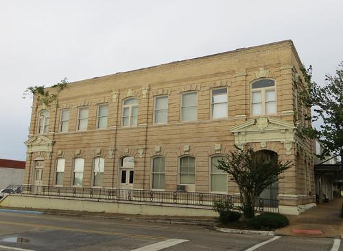 Ozark City Bank Building Ozark AL