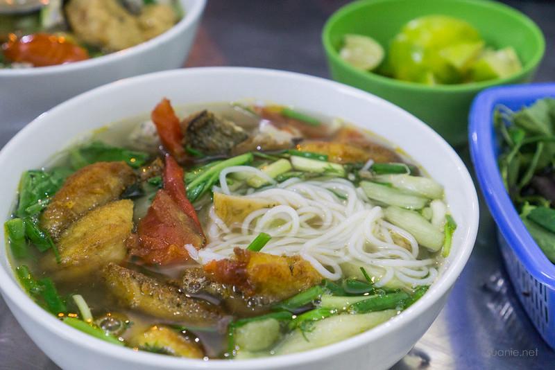 Hanoi - bun cha ho tay