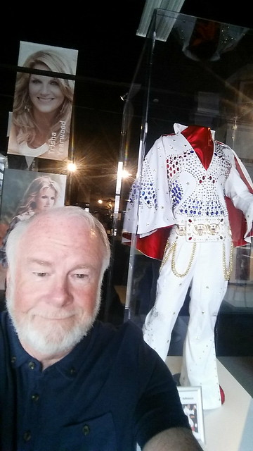 Fwd: FW: Elvis Presley's MGA