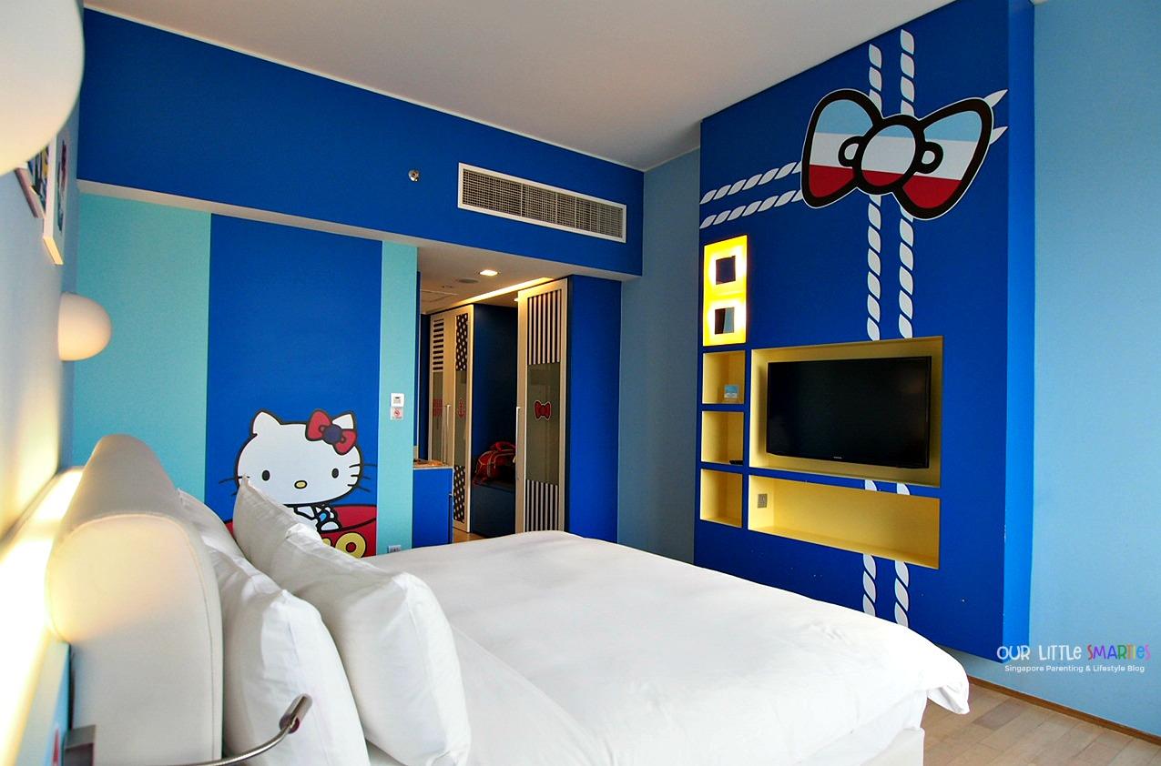 Hotel Jen Hello Kitty