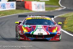 AF Corse Ferrari 488 GTE World Endurance Championship Silverstone 2017 Sportscar Racing News