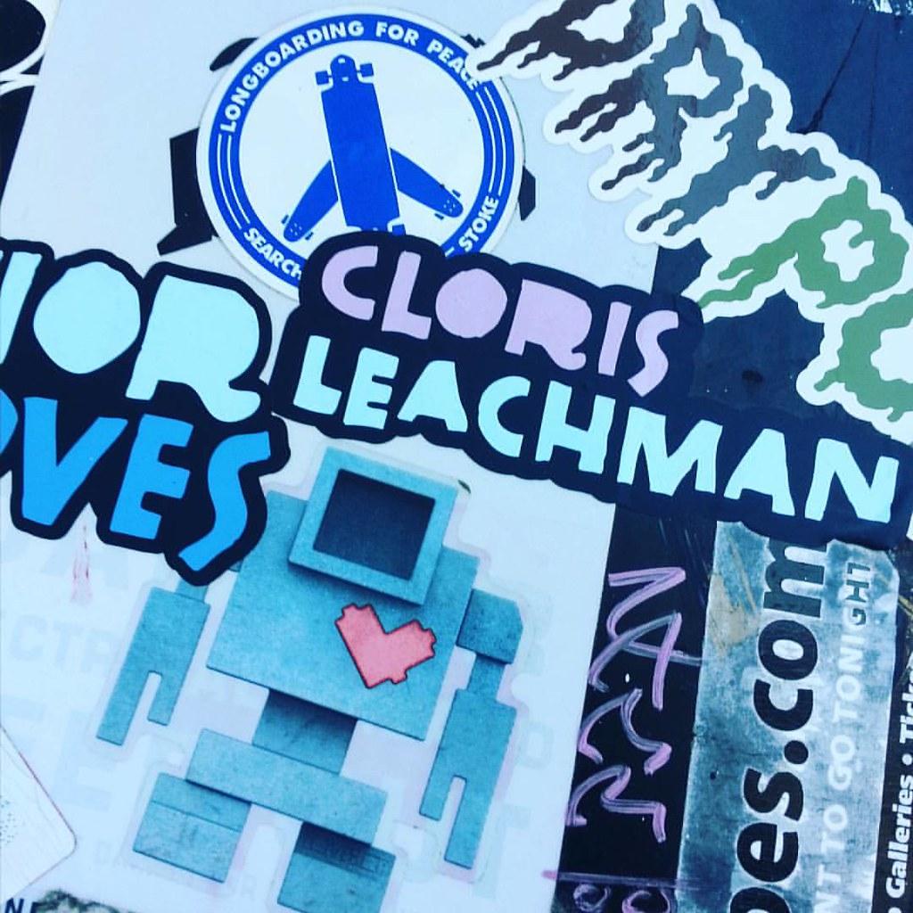 Still hangin' in the hood. #longboardingforpeace #clorisleachman #kits