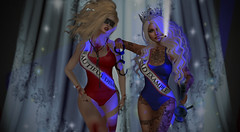 Corrupted Beauty Queens