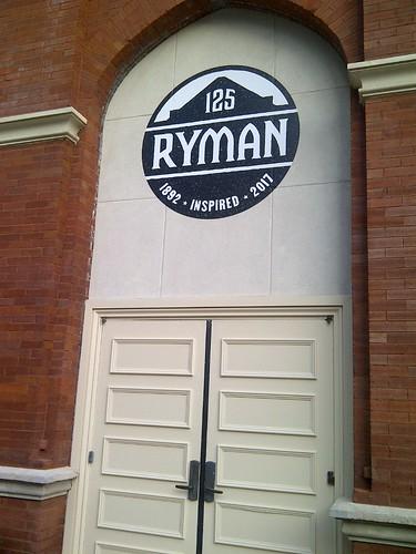 Ryman Auditorium-20170721-05488