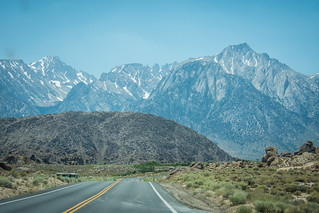 Eastern Sierra / Mt. Whitey - from Alabama Hills