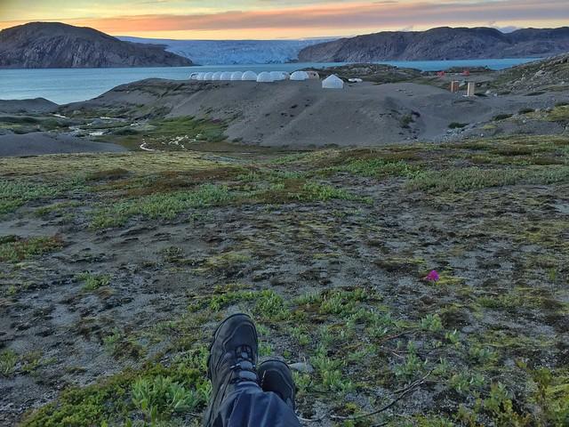 Sele en Qaleraliq (Groenlandia)