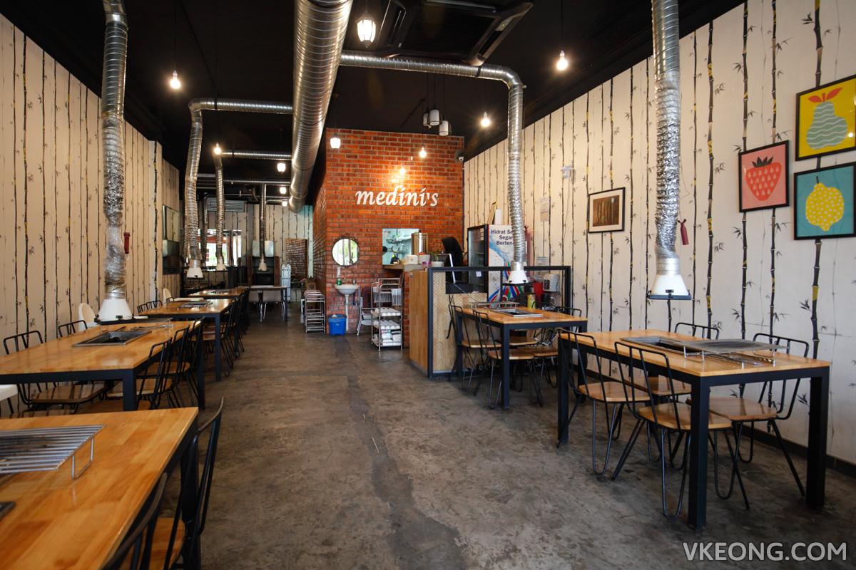 Medini's Barbecue Restaurant Ampang