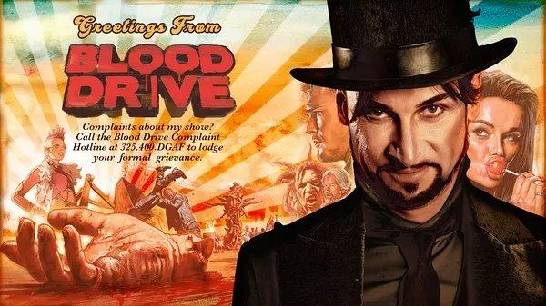 血路狂飙第一季/全集Blood Drive