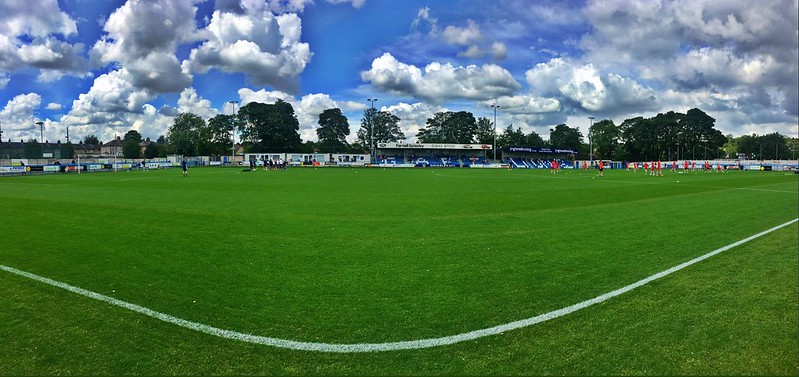 Nethermoor Park - The home of Guiseley AFC since 1909