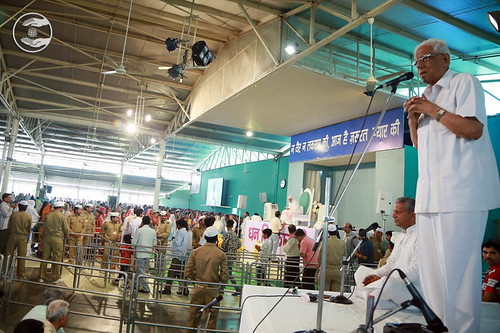 General Secretary, SNM, V.D. Nagpal, expresses his views