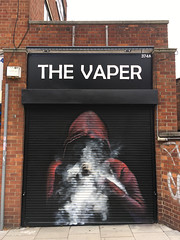 The Vaper, Streatham