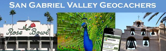 San Gabriel Valley Geocachers logo
