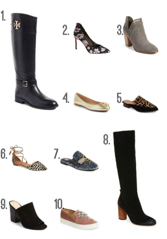 Nordstrom Anniversary Sale: Shoes-@headtotoechic-Head to Toe Chic
