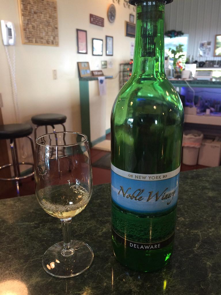 Noble Winery, Westfield NY 1