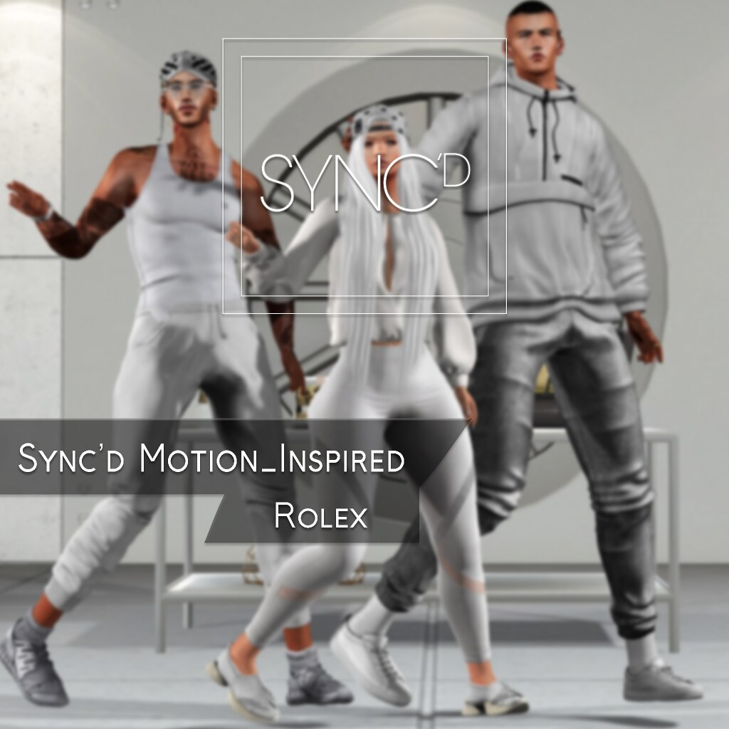 Sync'd Motion__Inspired - Rolex Pack