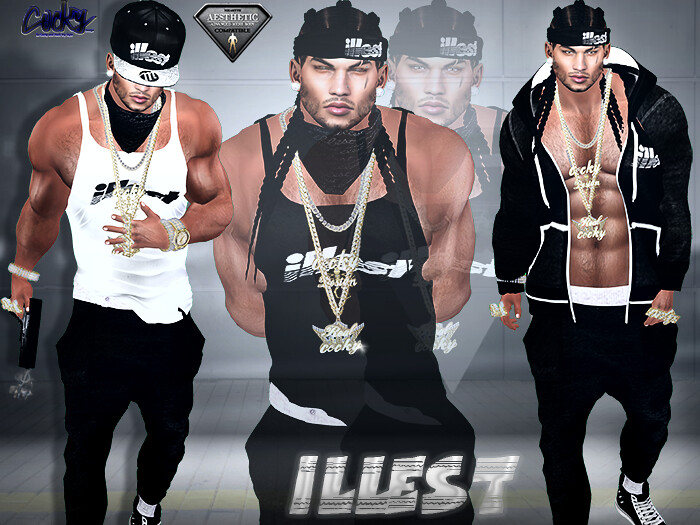 The  ♕illest♕ King Aesthetic - SecondLifeHub.com