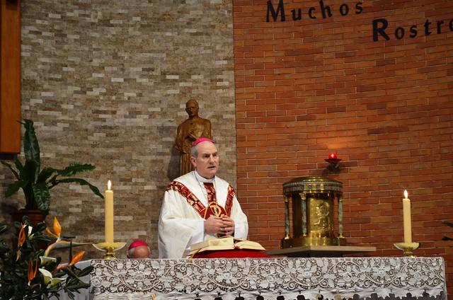 18º aniversario episcopal de Monseñor Lugones.