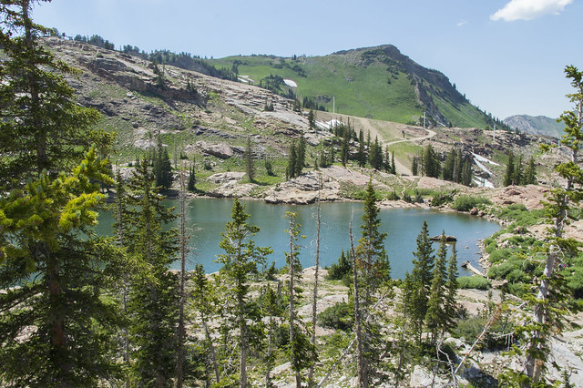 Not So Secret, Cecret Lake