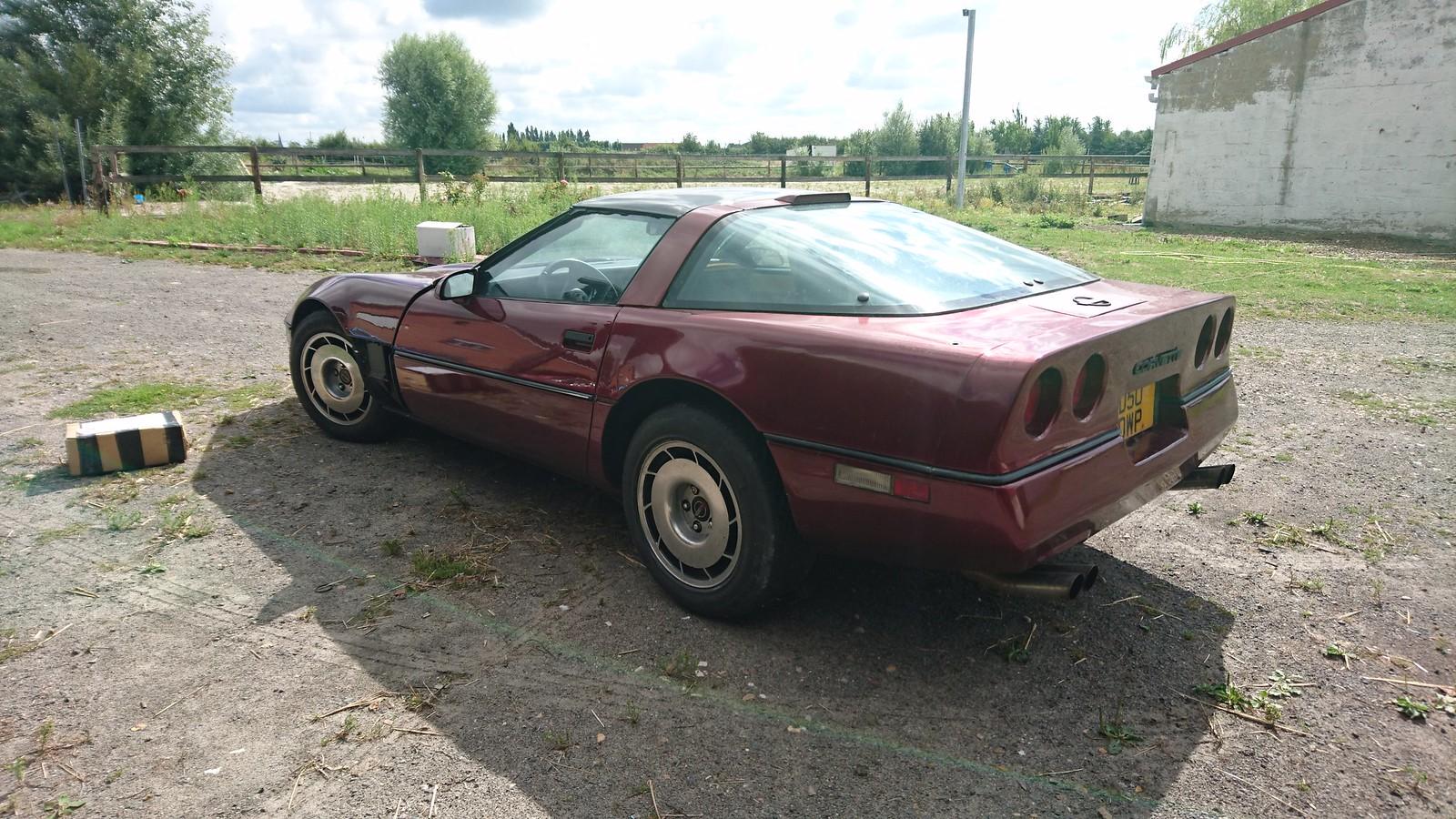 Restauration Corvette de 1987 Z52 36095821811_dcdf8885ab_h