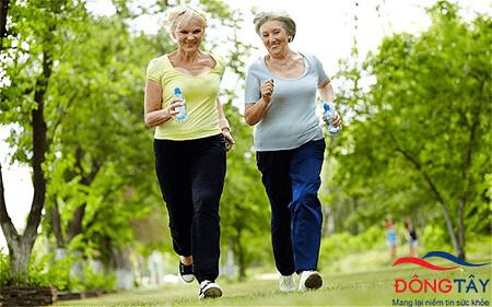 Tăng tuần hoàn bàng hệ mạch vành bằng cách tăng cường luyện tập thể dục