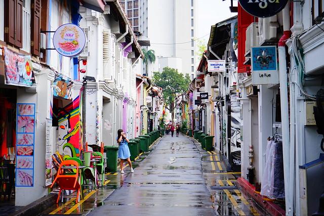 哈芝巷 Haji Lane