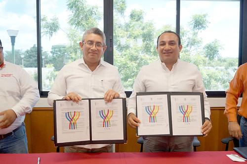 Convenio con la Dirección del Registro Civil de Yucatán