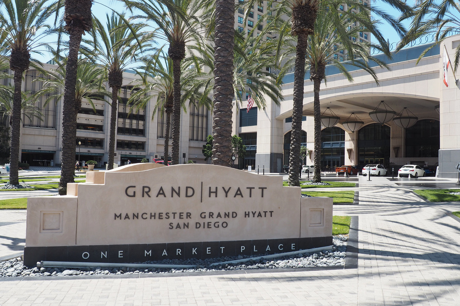 Grand Hyatt Manchester Hotel San Diego
