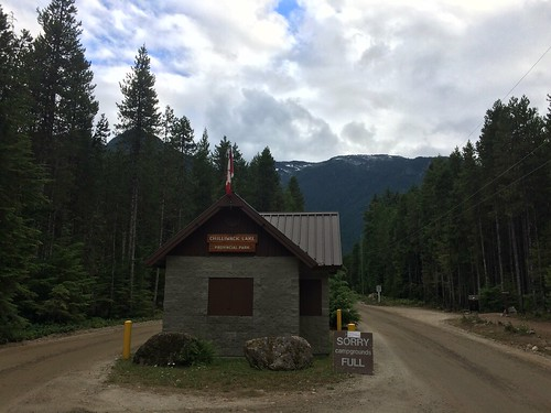 Chilliwack lake entrance FULL