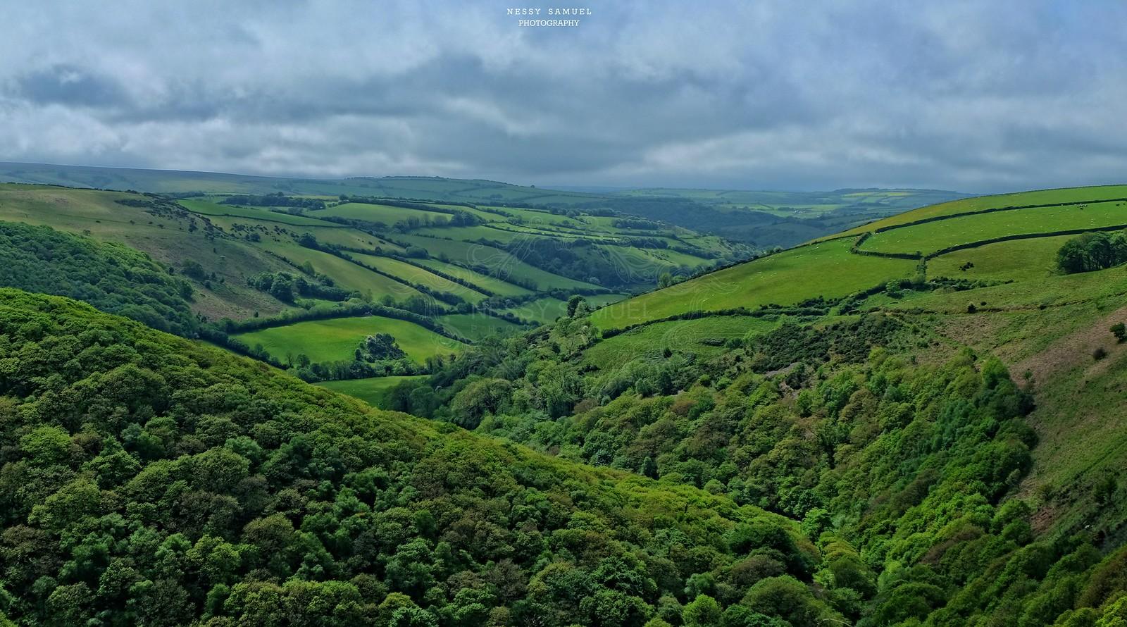 Exmoor National Park |Devon - England UK