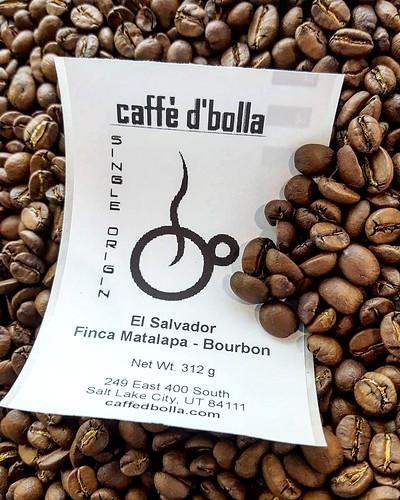El Salvador Finca Matalapa - Bourbon