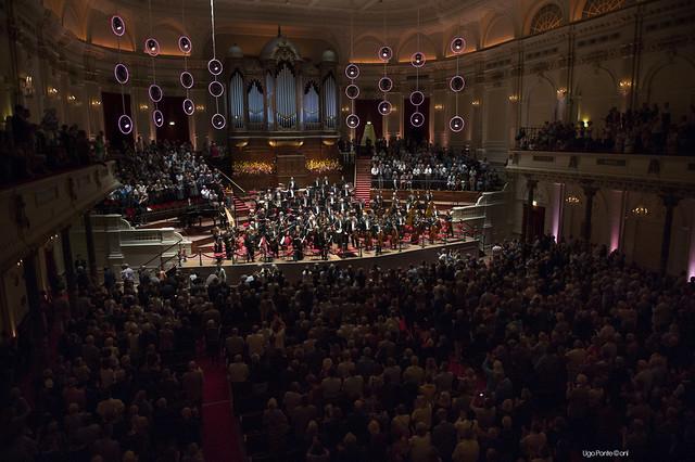 Royal Concertgebouw d'Amsterdam!